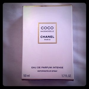 Chanel Coco Mademoiselle EDP BOX ONLY